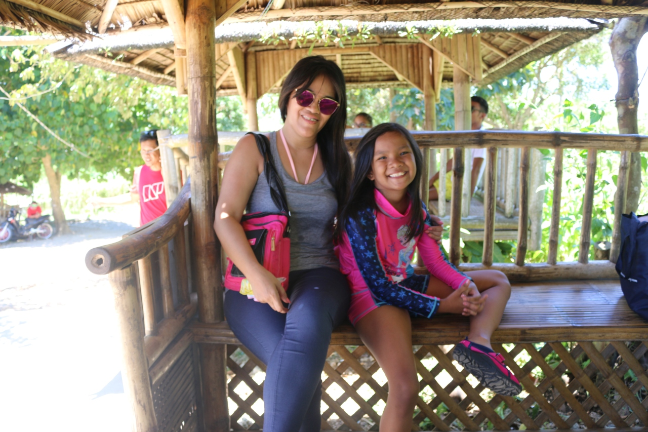 after the zipline