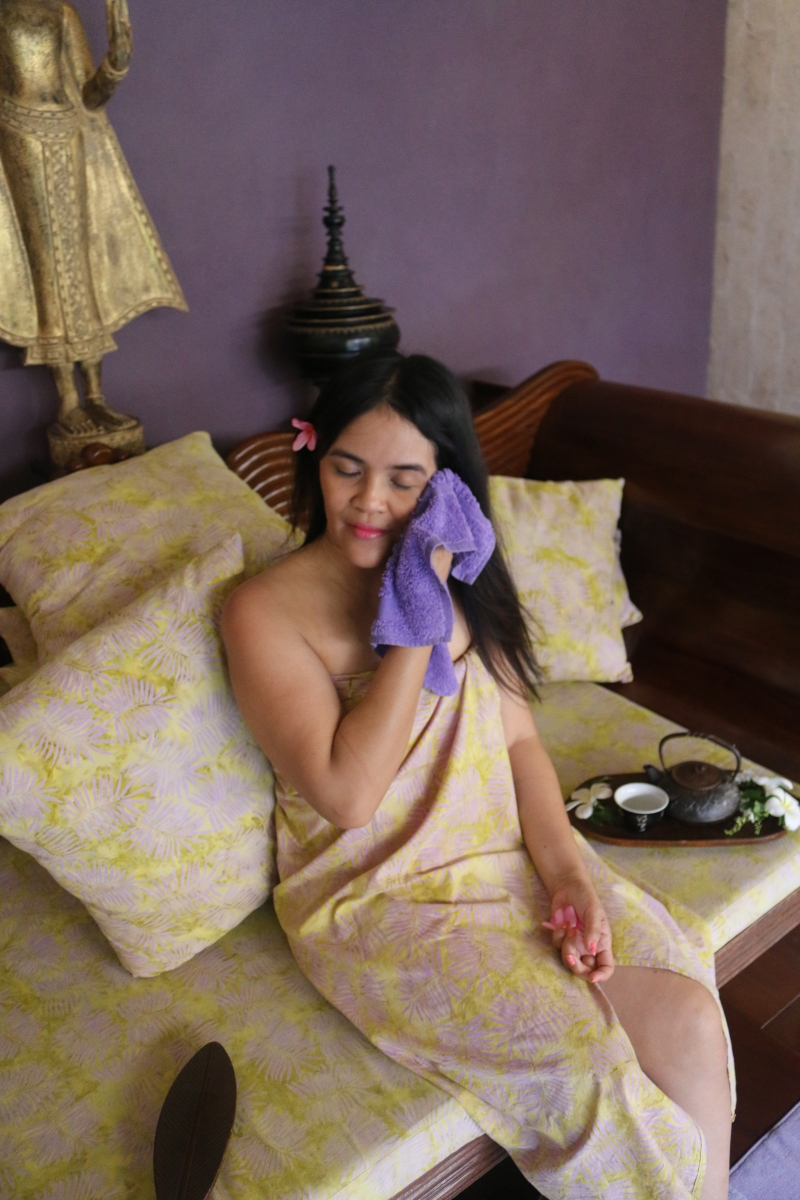 A Blissful Experience at Tirta Spa