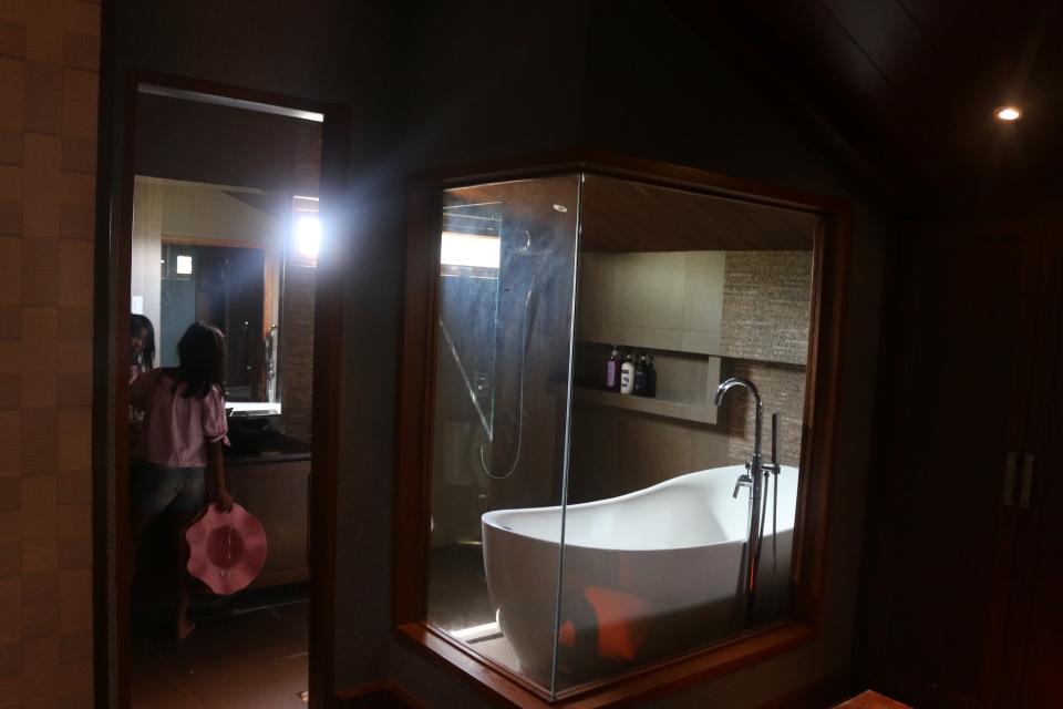 loft toilet