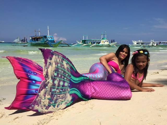 mermaids sideways