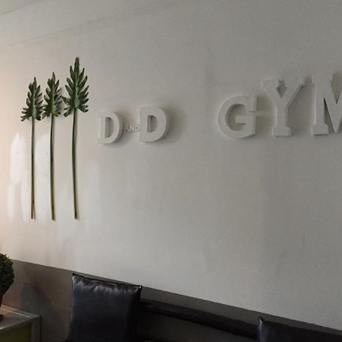 d and d gym