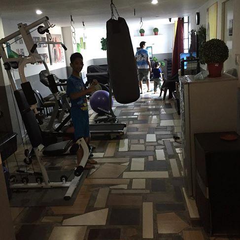 gym kyle