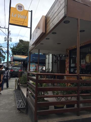 Le Vain Bakery Legarda Branch