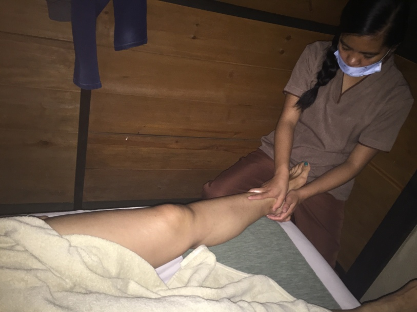 One of the best massages I've had