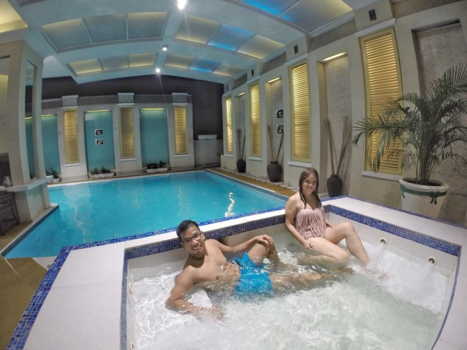 pool discovery suites