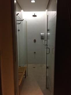 shower balance