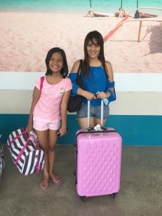 Boracay airport with shane