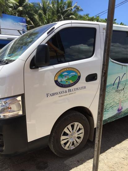 Fairways van