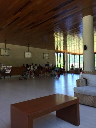 Lobby day 1
