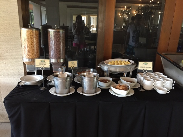 Cereals station