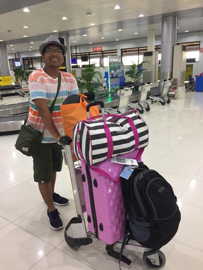 Baggage manila