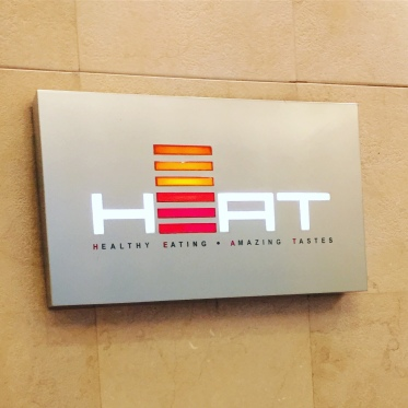 Heat sign