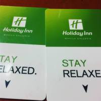 An Awesome Family Staycation @ The Holiday Inn Manila Galleria