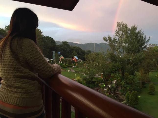 me and rainbow