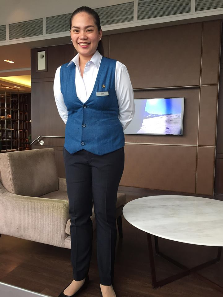 at your service lounge