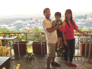 family veranda
