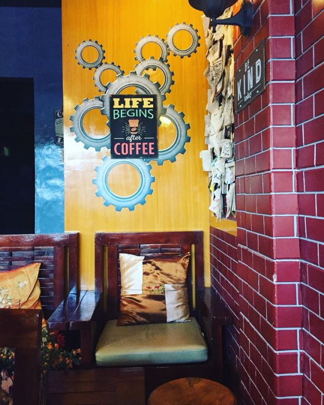 life is coffee