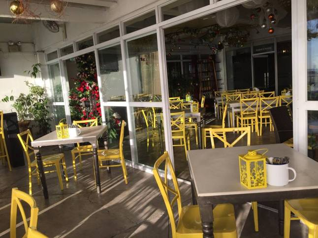 tables veranda