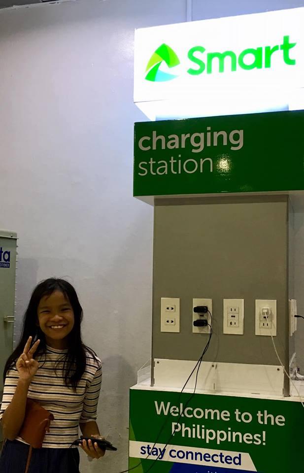 charging station