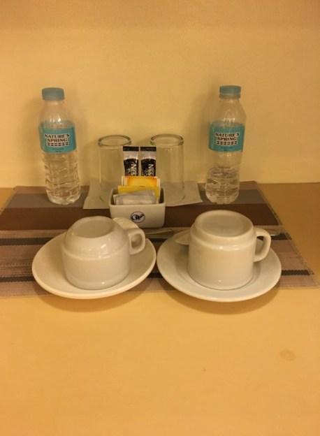estacio free water