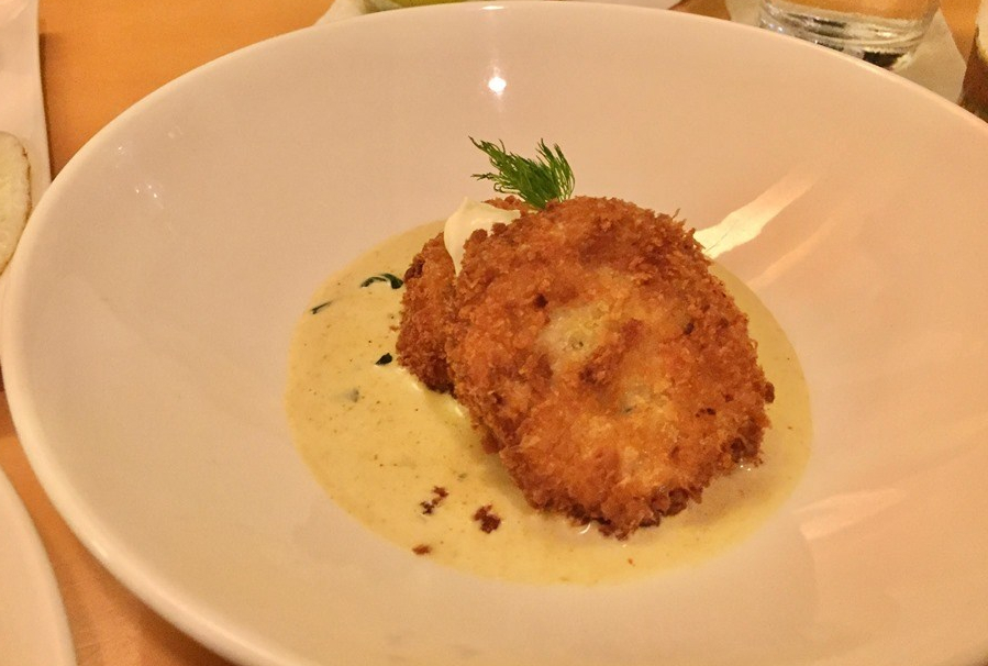 Lemon Fish Cakes