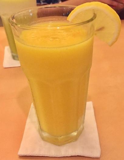 Mango lemon shake P150