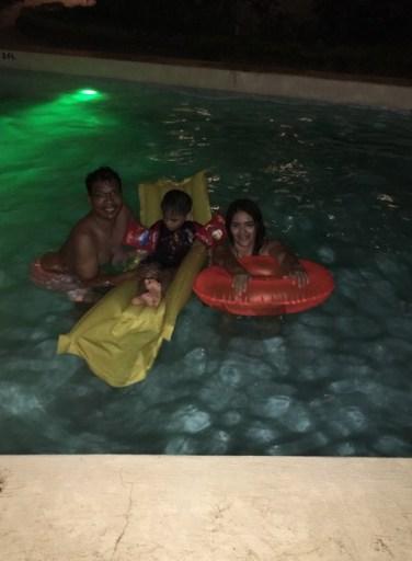 night swimming 1