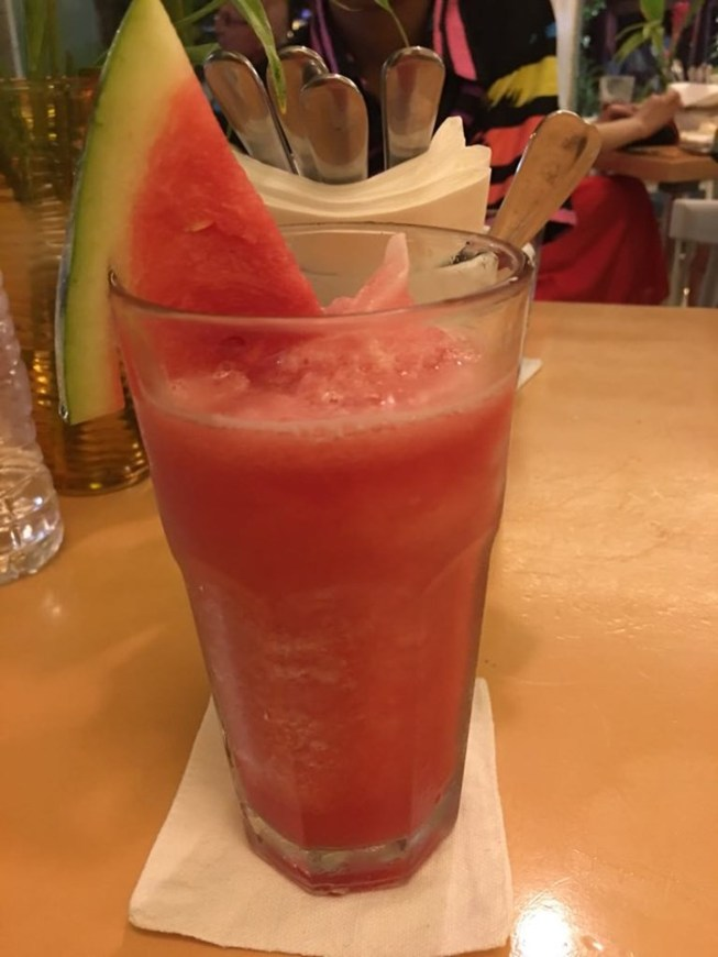 Watermelon Ginger Crush P100