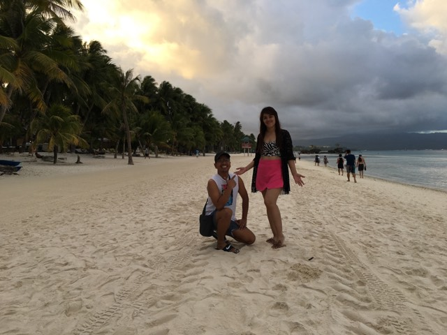 with hubby 2