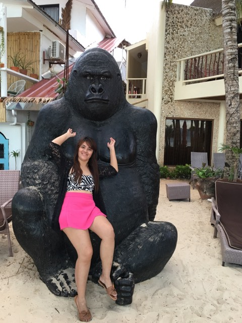 with the gorilla 2