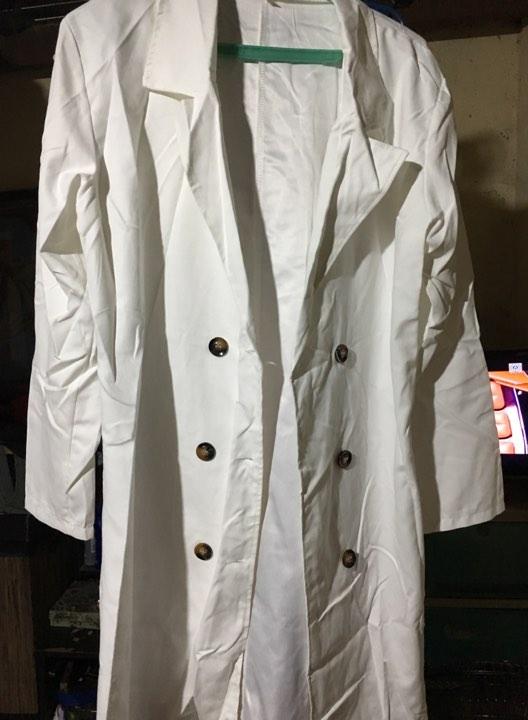White blazer P680