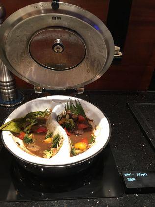 wok fried beef